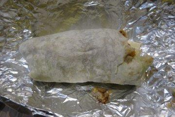 Burritos at Burri