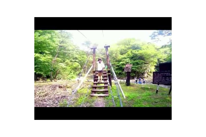 Oku-Nikkawa Campground, Sendai