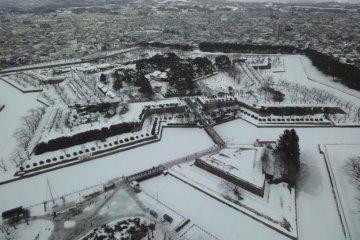 하코다테의 고료카쿠 요새