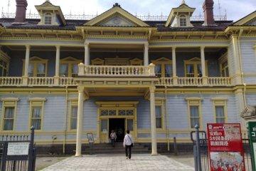 하코다테의 역사적 건축물