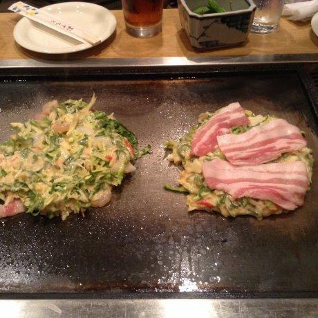 Sakaeya's Okonomiyaki