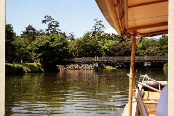 Horikawa Boat Tour in Matsue City