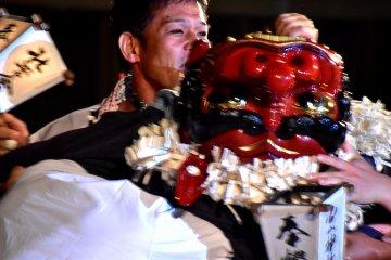 越前市獅子舞祭典