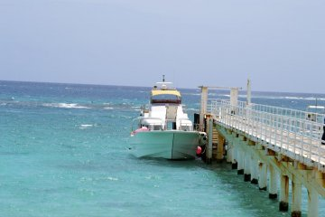 L'île de Nagannu à Okinawa
