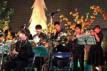 Джазовый концерт на Ark Hills