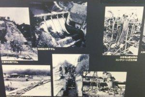 Foto-foto tua terpanjang tentang sejarah pembangunan sistim pengairan kota