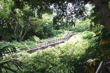 <p>Hommoku Sancho Park</p>