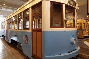 Museum Kereta Api Yokohama