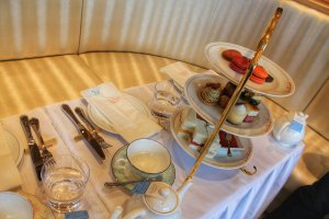 Ready to enjoy your afternoon tea?
