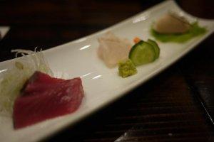 Dinner at Kuroshio Honjin #2