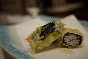 Dinner at Kuroshio Honjin #3