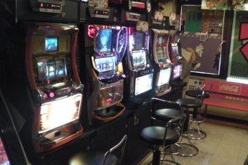 The 5h floor arcade