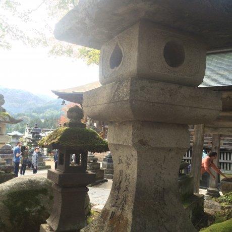 Kuil Yanaizu di Aizuwakamatsu