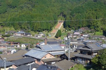 <p>The area of Nakao is home of the world&#39;s number 1 and number 2 climbing kiln sites</p>