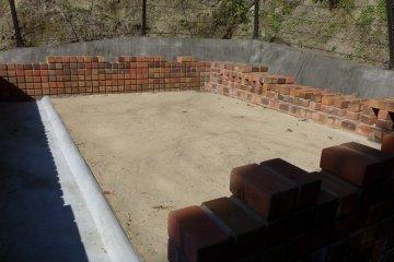 <p>The kiln site&nbsp;</p>