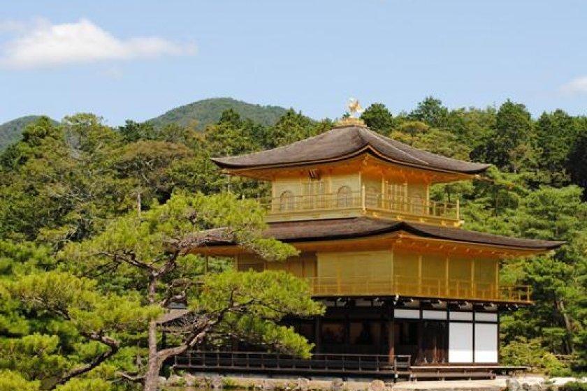 Paviliun Emas Rokuon-ji