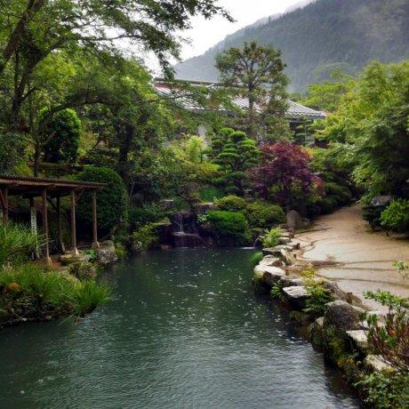 Chikuzanso Onsen Hot Spring
