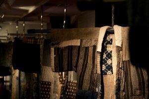 Tanzen, busana rumahan untuk musim dingin, dipakai di bagian utara Jepang