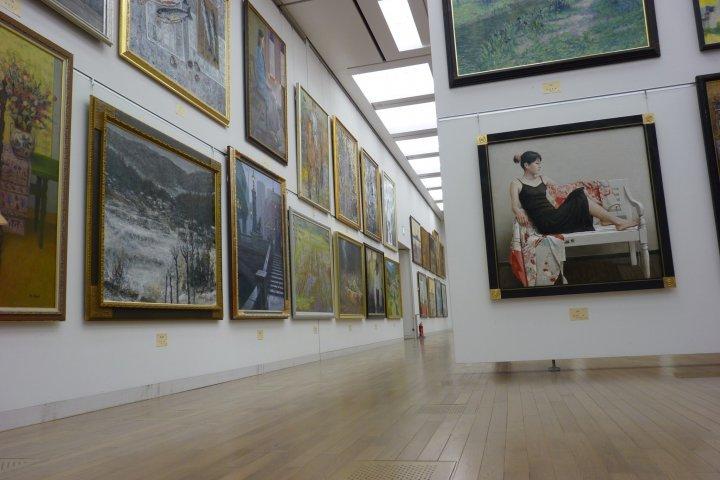 The Japan Fine Arts Exhibition