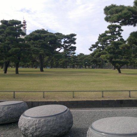 Tokyo Kokyogaien National Garden