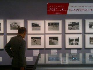 Museum ini juga menampilkan pameran sementara, terutama tentang fotografer profesional.