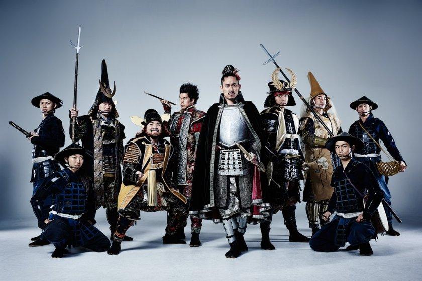 Buổi trình diễn Samurai và Ninja ở Asakusa:\'\' Hãy tham gia vào trận chiến\'\'