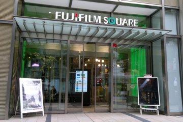 Mengintip Fujifilm Square