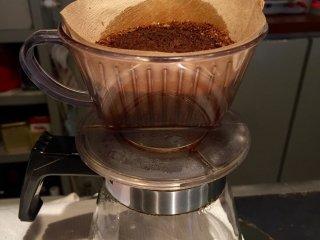 Мой кофе - приготовление методом перколации