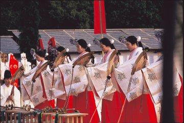The On Matsuri in Nara