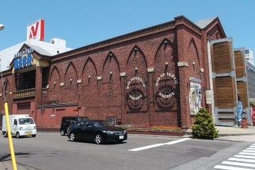 <p>Hakodate Brewery</p>