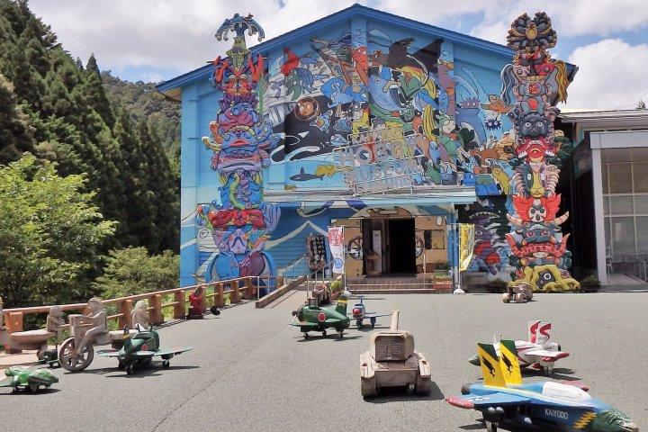 Bảo tàng Kaiyodo dành cho tín đồ Anime