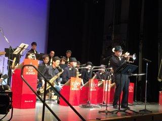 Соло на тромбоне