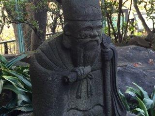 Еще один бог долголетия - Дзюродзин