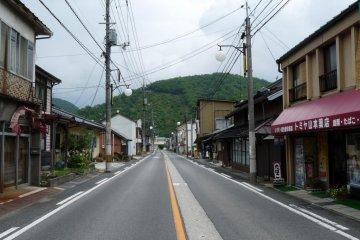 mainroad of Nichinan