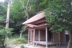 Ryokan-sama's mountain hut, Gogo-an