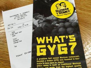 Что такое Guzman y Gomez? Фаст-фуд по-мексикански, который первоначально был открыт в Австралии.