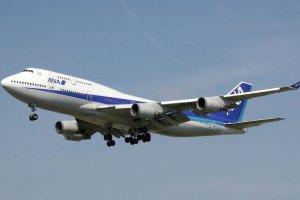Un avion de la compagnie nippone ANA