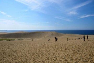 Uma no Se, the tallest sand dune