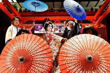 Haneda New Year's Edo Festival