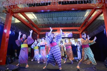 <p>Some performances might even call for audience participation</p>