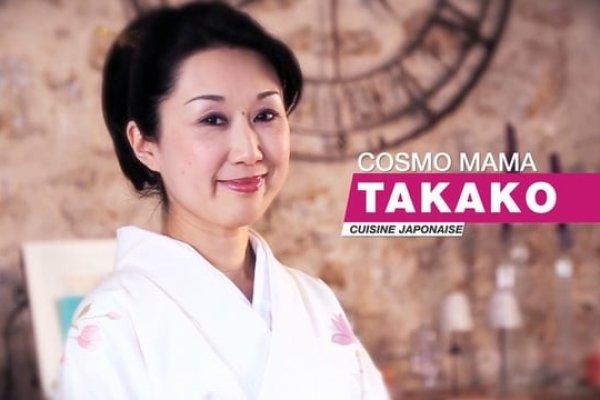 La Cosmo Mama Takako