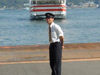 Itsukushima ou Miyajima est une île située dans la mer intérieure de Seto