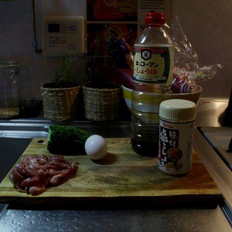 Masakan Rumahan dari Jepang