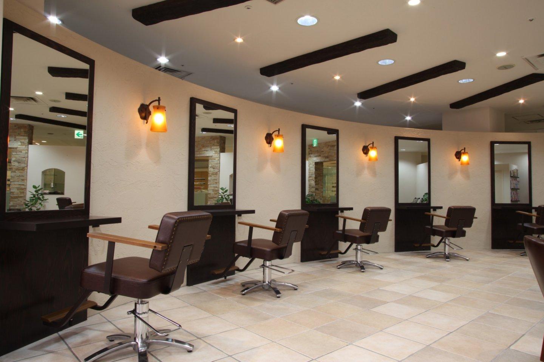 髮廊注重帶給客人舒適的氣氛