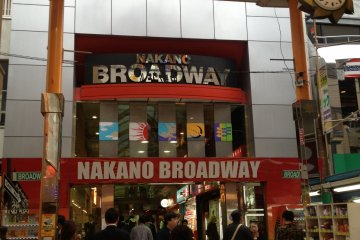 Nakano Broadway Top 10 Picks