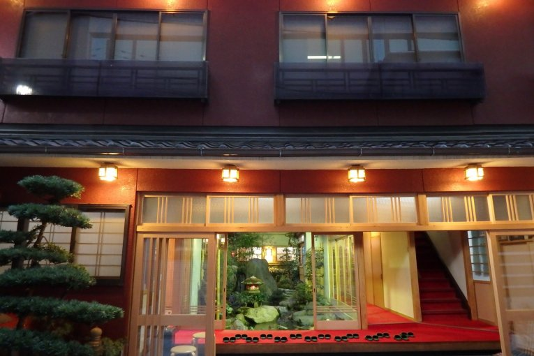 Le Ryokan Nishikiro, Kyoto Station