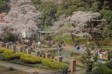 横浜 元町公園