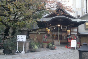 Tsuyu no Tenjinja Shrine