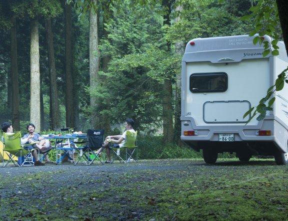 Viajar no Japão em Caravana