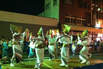 Takahashi City Summer Festival